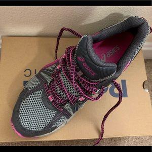 Asics hiking, workout, running shoes